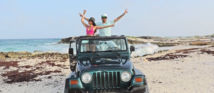Outstanding Cozumel Jeep And Snorkel Excursion 60us Adults